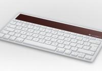 Logitech Wireless Solar Keyboard K760 for Mac, iPad and iPhone 1