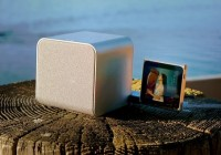 NuForce Cube combines Portable Speaker, Headphones Amplifier and USB DAC with ipod nano adapter