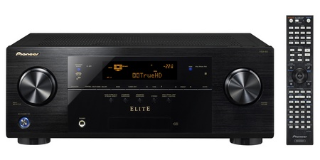 Pioneer Elite VSX-60 AV Receiver with AirPlay, DLNA