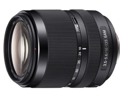 Sony SAL18135 18-135mm F3.5-5.6 telephoto zoom