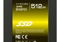 ADATA XPG SX910 SATA III SSD with SandForce Controller