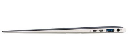Asus Zenbook Prime UX31A Ivy Bridge Ultrabooks side