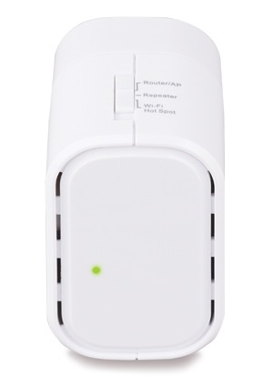 D-Link DIR-505 SharePort All-in-One Mobile Companion front