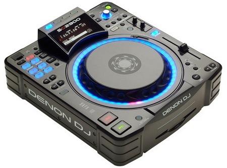 Denon SC2900 DJ Controller and Media Player 1