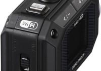 JVC ADIXXION GC-XA1 Quad-proof Rugged Action Camera angle