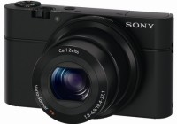 Sony Cyber-shot DSC-RX100 Compact Camera with Large Sensor