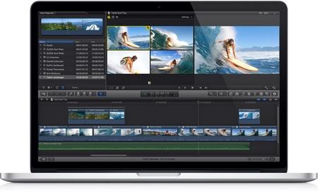 Apple MacBook Pro with Retina Display front