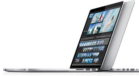 Apple MacBook Pro with Retina Display side