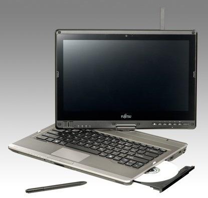 Fujitsu Lifebook T902 Convertible Tablet PC | iTech News Net
