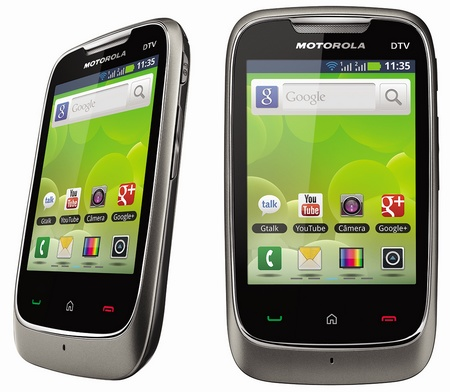 Motorola MOTOGO! TV Dual-SIM Android Phone for Brazil with ...