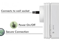 Netgear WN1000RP WiFi Booster for Mobile details