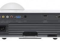 Sony VPL-BW120S Short-throw Projector back