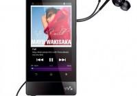 Sony Walkman NWZ-F800 Series Android 4.0 Portable Media Player