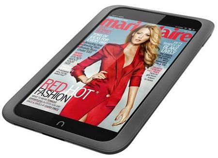 Barnes & Noble NOOK HD Highest Resolution 7-inch Tablet smoke
