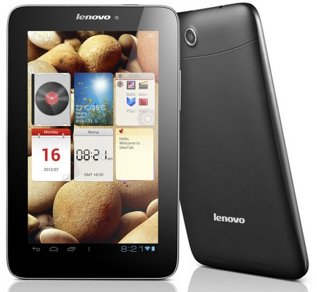 Lenovo IdeaTab A2107 7-inch android tablet
