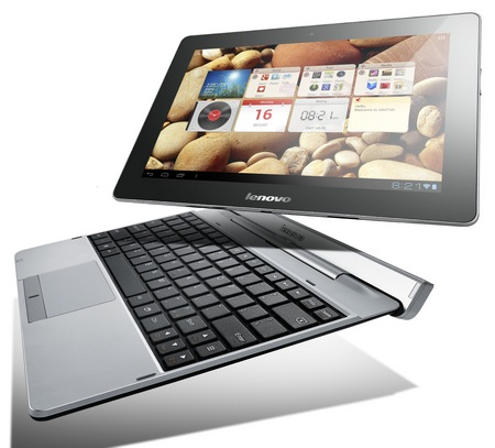 Lenovo IdeaTab S2110 Tablet with Optional Keyboard Dock