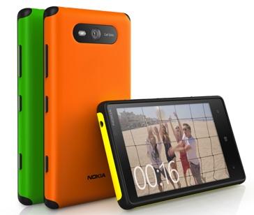 Nokia Active Shell for Lumia 820