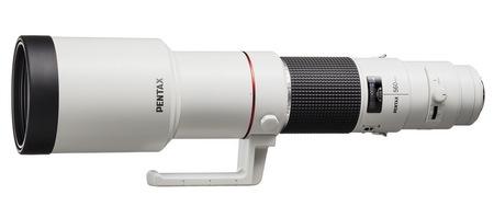 Pentax HD PENTAX DA 560mm F5.6 ED AW K-mount lens