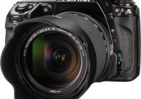 Pentax K-5 II DSLR Camera with DA 18-135mm WR zoom lens