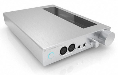Sennheiser HDVD 800 and HDVA 600 Headphone Amplifiers 1