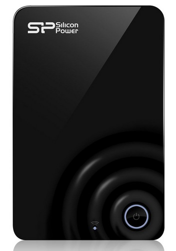 Silicon Power Sky Share H10 WiFi Hard Drive 1