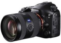 Sony Alpha A99 Full-frame DSLR Camera angle
