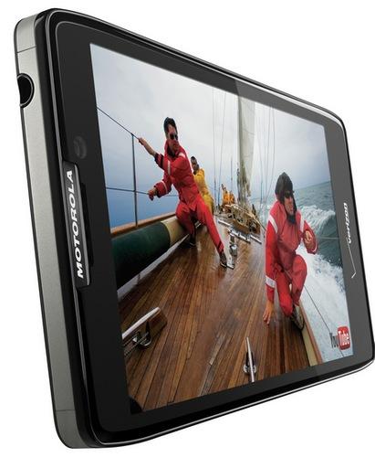 Verizon Motorola DROID RAZR MAXX HD with bigger battery landscape