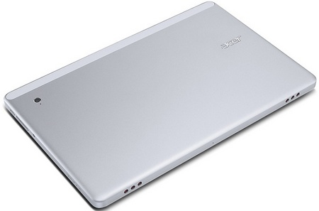 Acer Iconia W700 Windows 8 Tablet PCs back