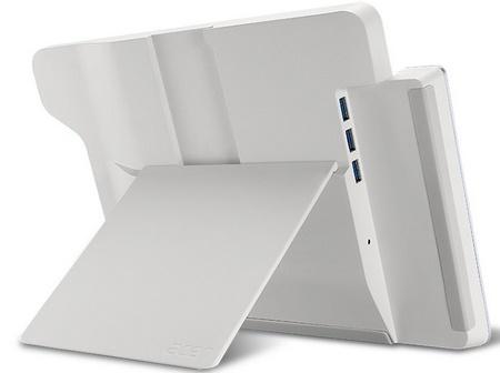 Acer Iconia W700 Windows 8 Tablet PCs cradle back