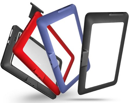 Alcatel One Touch EVO7 Android Tablet with Optional 3G Module frames
