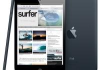 Apple iPad mini 7.9-inch Touchscreen, dual-core A5 lte 1080p video black slate