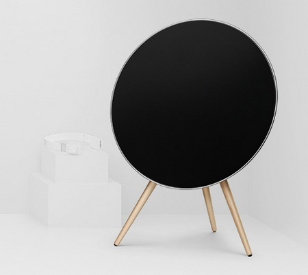 b o play beoplay a9 wireless speaker system with airplay and dlna itech news net. Black Bedroom Furniture Sets. Home Design Ideas