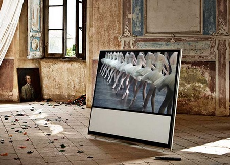 Bang & Olufsen BeoVision 11 Smart HDTV stand