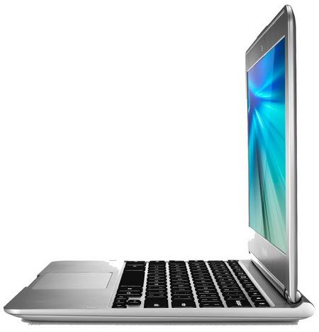 Google brings new Samsung Chromebook XE303C12 side