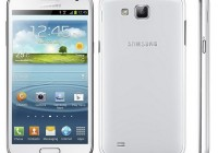 Samsung Galaxy Premier Android Smartphone back side