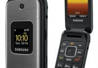 Sprint Samsung M400 Mobile Phone for Seniors