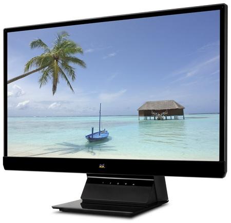 ViewSonic VX2770Smh-LED 27-inch Frameless IPS Display angle