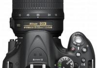 Nikon D5200 Digital SLR Camera with 39-point AF and 24.1 Megapixel Sensor top