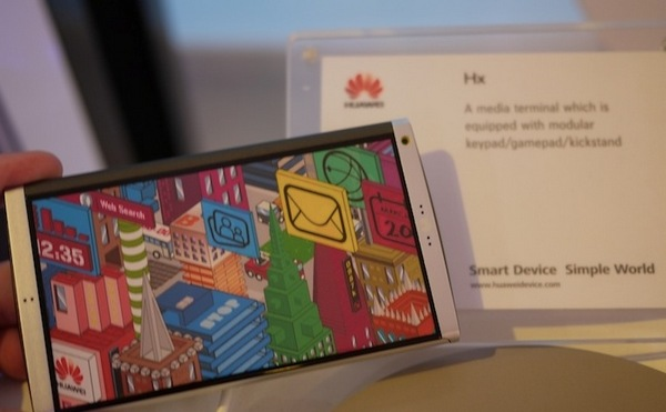 Huawei Ascend mate 6.1-inch Full HD Phablet