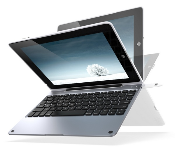 ClamCase Pro Keyboard Case turns iPad into a MacBook Air