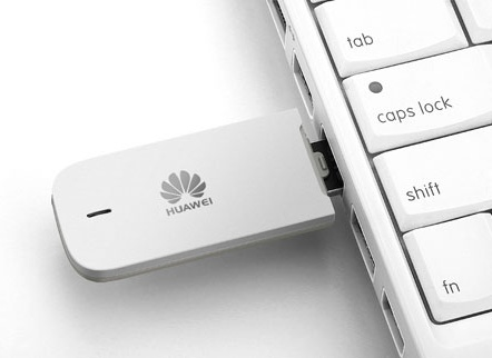 Huawei UltraStick E3331 is the Smallest USB 3G Data Card