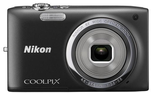 Nikon CoolPix S2700 Compact Digital Camera front