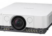 Sony Laser Light Source Installation Projector