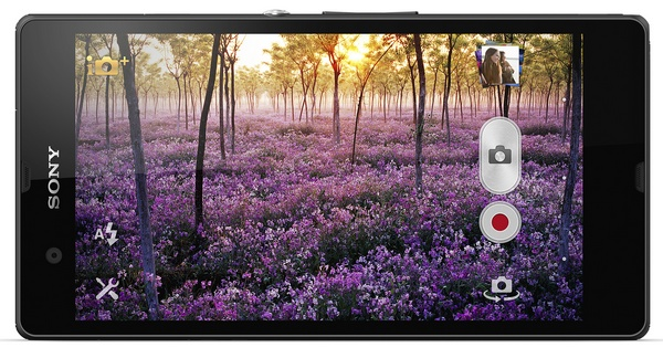 Sony Xperia Z 5-inch Full HD Android Smartphone with HDR Video horizontal