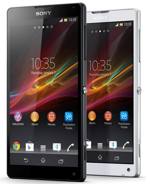 Sony-Xperia-ZL-5-inch-Full-HD-Android-Smartphone-with-HDR-Video colors