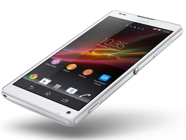 Sony-Xperia-ZL-5-inch-Full-HD-Android-Smartphone-with-HDR-Video white