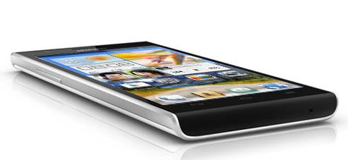 Huawei Ascend P2 - The 'World's Fastest' 4G LTE Smartphone bottom