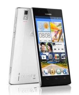 Huawei Ascend P2 - The 'World's Fastest' 4G LTE Smartphone