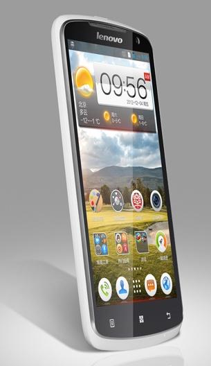 Lenovo S920 5.3-inch Quad-core Smartphone angle