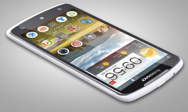 Lenovo S920 5.3-inch Quad-core Smartphone front